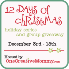 12 Days of Christmas Holiday Event and Giveaway