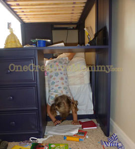 Bunk Bed Trouble To Do List Onecreativemommy Com