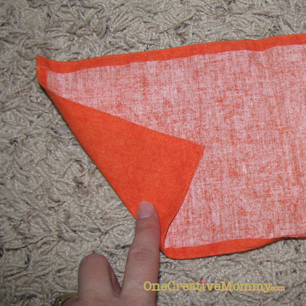 Orange Pocket