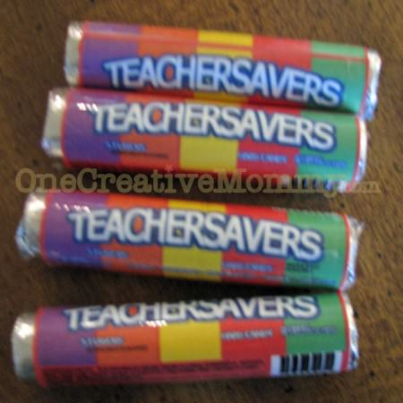 Teacher gift ideas for the end of the year teachersavers teacher gift ideas for the end of the year teachersavers onecreativemommy negle Gallery