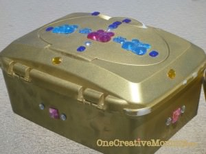 Decorated Treasure Box 2