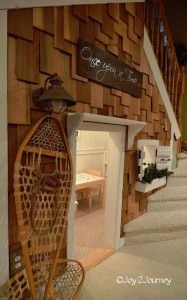 Under the Stairs Play House from Joy2Journey