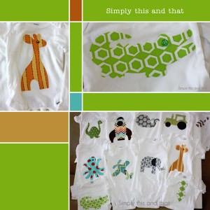 Onesie Baby Gifts