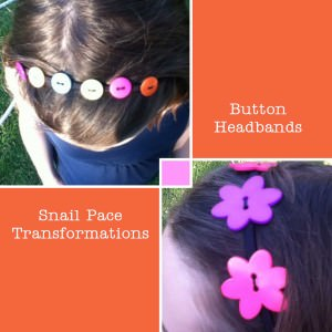 Button Headbands