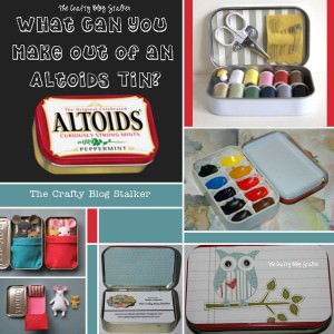 What Can You Do with an Altoids Tin?