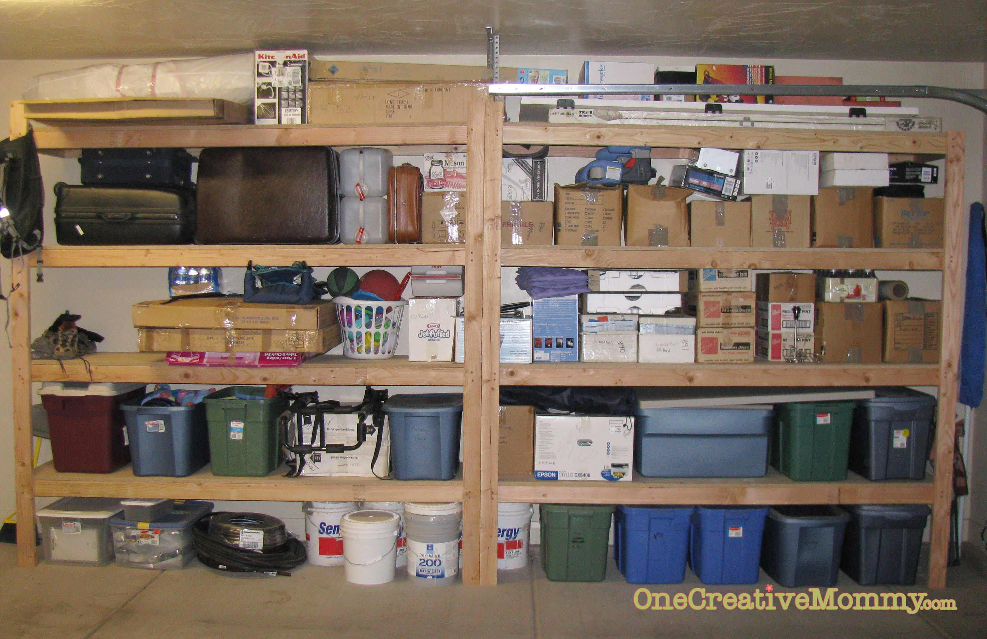 how to organize a one car garage pictures to pin on pinterest