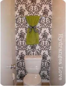 Bathroom by Hydrangea Love