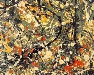 Jackson Polluck Number 8