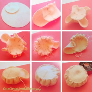 Steps for Making Ice Cream Scoops Part 2