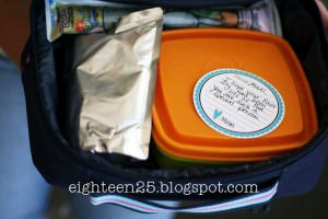 Lunchbox Love Notes from eighteen25.blogspot.com