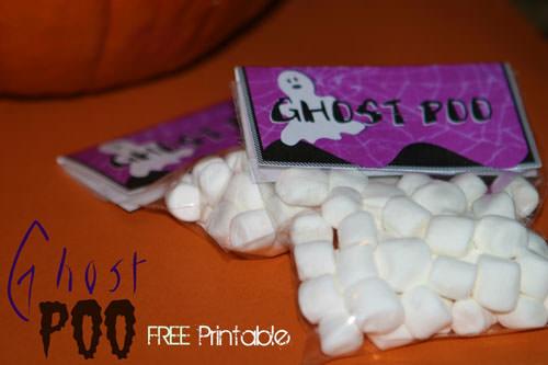 Ghost Poo