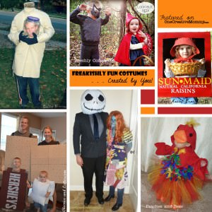 Freakishly Fun Costumes Made by You!