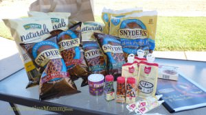 Snyders of Hanover Gluten-Free Stuff