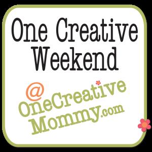 OneCreativeWeekendbutton