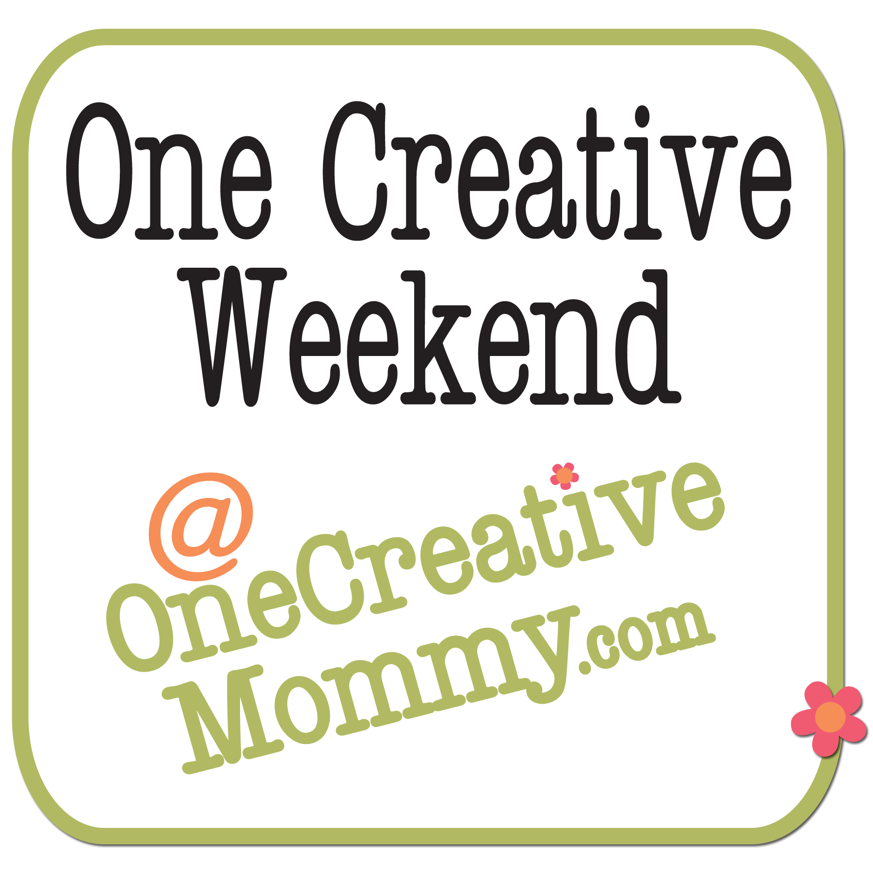 One Creative Weekend #33