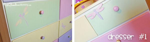 Drawer Pulls For Little Girls Rooms