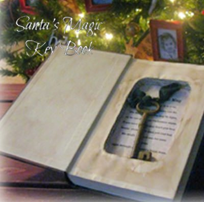 Santa's Magic Key Book