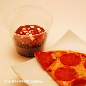Gluten Free Tip--Always have GF Pizza and Cupcakes in the Freezer! When you are invited to a party, you don't have to say no because you can't eat the food, and you always have something to send with your kids to a birthday party. #gluten#free#tip