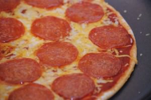 Udi's Gluten Free Frozen Pizza Crust Review #udi's#gluten-free