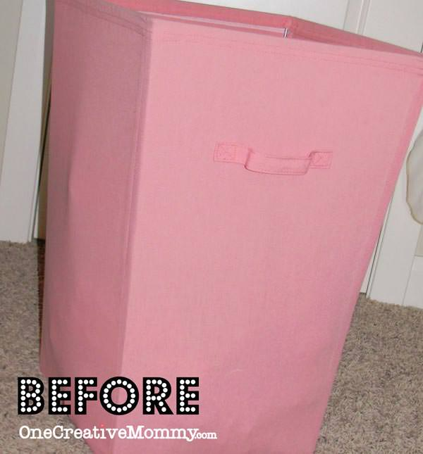 Attractive DIY Dress Up Storage Ideas For Kids (Before)