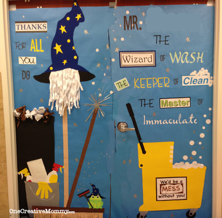 25 Teacher Appreciation Door Ideas Onecreativemommycom