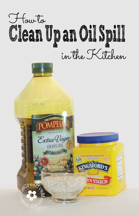 http://onecreativemommy.com/wp-content/uploads/2013/09/How-to-clean-up-oil-spill-kitchen.jpg