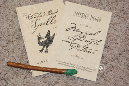 image about Harry Potter Potion Book Printable identified as Harry Potter Social gathering Options!
