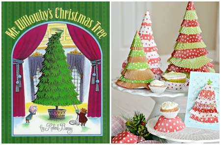 12 Christmas Books and Activities to Share with Your Kids {Guest post by Dixie Dollar Deals on OneCreativeMommy.com} Mr. Willowby's Christmas Tree