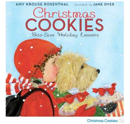 12 Christmas Books and Activities to Share with Your Kids {Guest post by Dixie Dollar Deals on OneCreativeMommy.com} Christmas Cookies