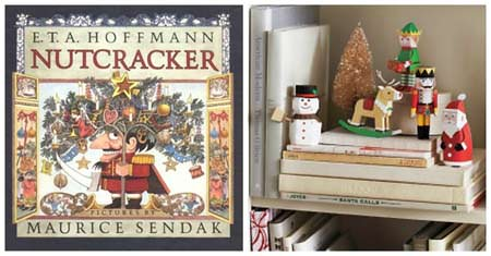 12 Christmas Books and Activities to Share with Your Kids {Guest post by Dixie Dollar Deals on OneCreativeMommy.com} Nutcracker