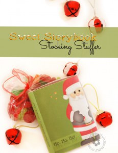 Sweet Storybook Stocking Stuffer Free Printable