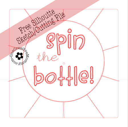 spin the nail polish bottle girls party game