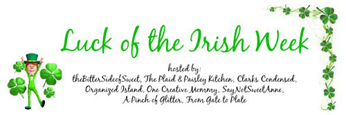 Luck of the Irish Week on OneCreativeMommy.com!