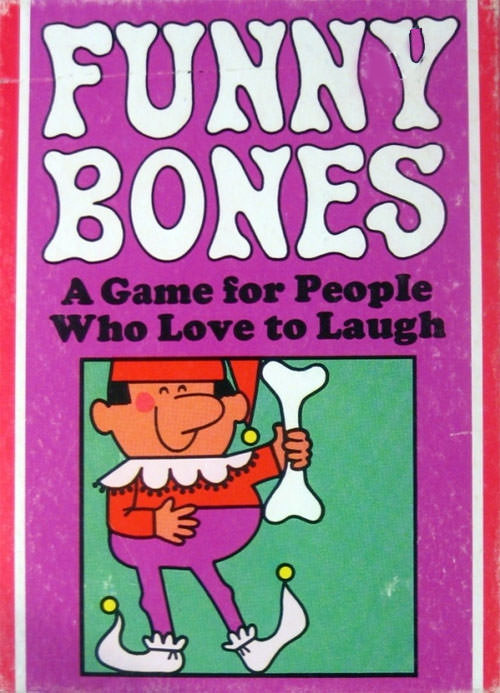Funny Bones--fun party game for sleep overs!