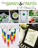 15 Best Crafts and Games for St. Patrick