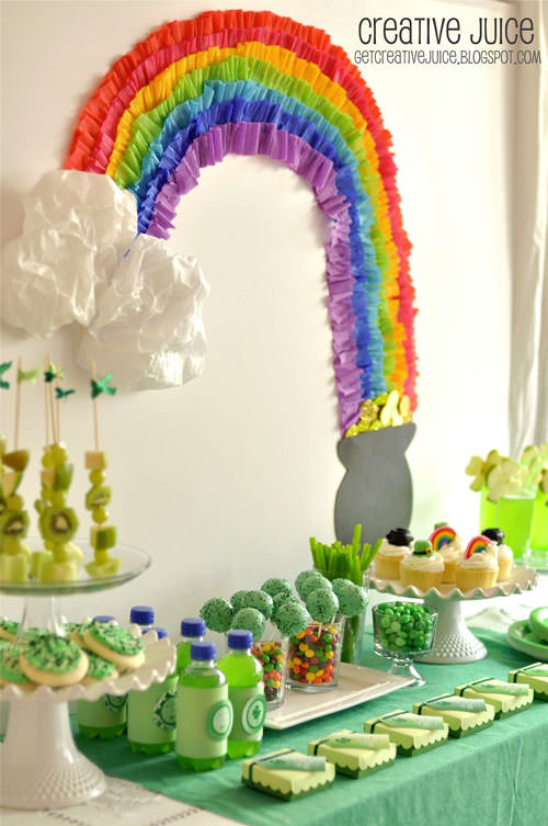 St. Patrick's Day Party from Creative Juice