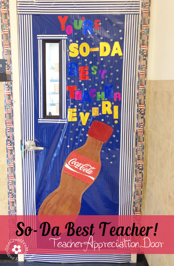 Teacher Appreciation Ideas for Door Decorating ...