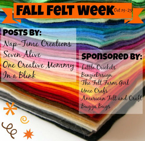 It's Fall Felt Week!