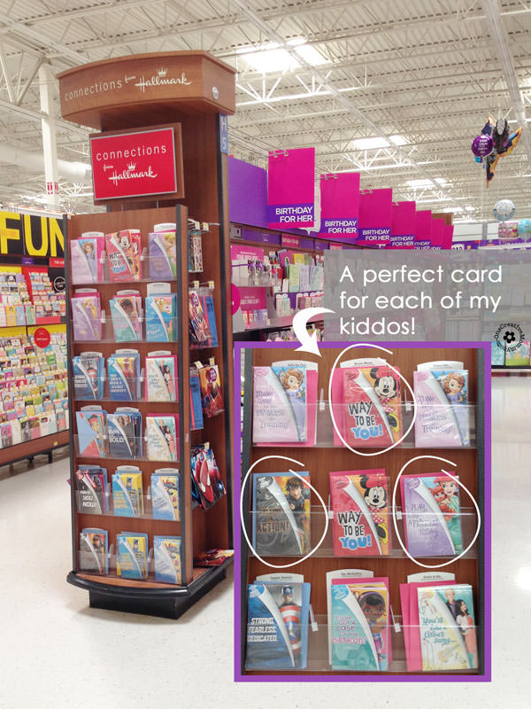 Tell your kids you love them in a big way with Hallmark Poster Cards for Kids!
