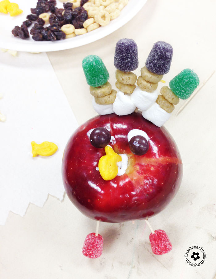 easy thanksgiving snack kids craft this apple turkey is perfect for home preschool - Pictures Of Turkeys For Kids 2