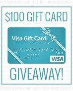 Who wants to win some money? Enter the giveaway to win a $100 gift card from One Creative Mommy and the creative team at Pretty Providence!