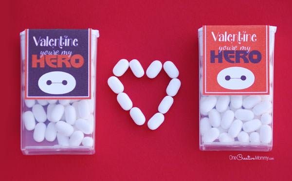 big hero 6 valentines printable tic tac wrappers