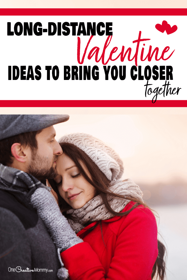 Cheer up your long-distance valentine with 14 days of valentines (Free Printables) Best idea ever! {OneCreativeMommy.com} #longdistance #military #missionary #valentinesday