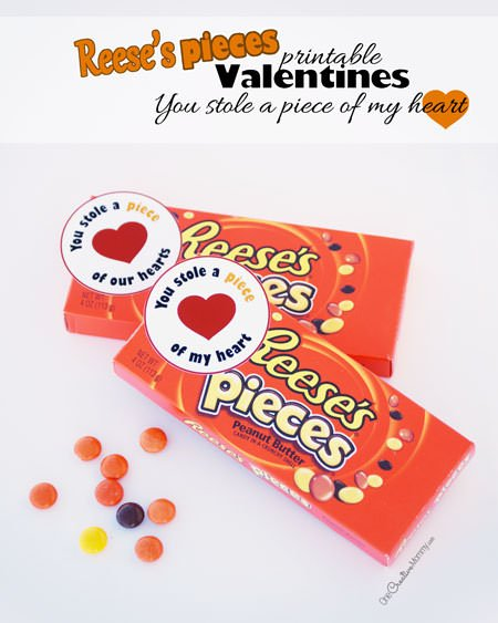 Free Printable Valentine Crafts
