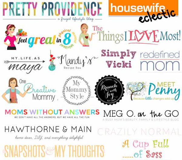 $450 Target Gift Card Giveaway from One Creative Mommy and friends {Happy Birthday Pretty Providence!}