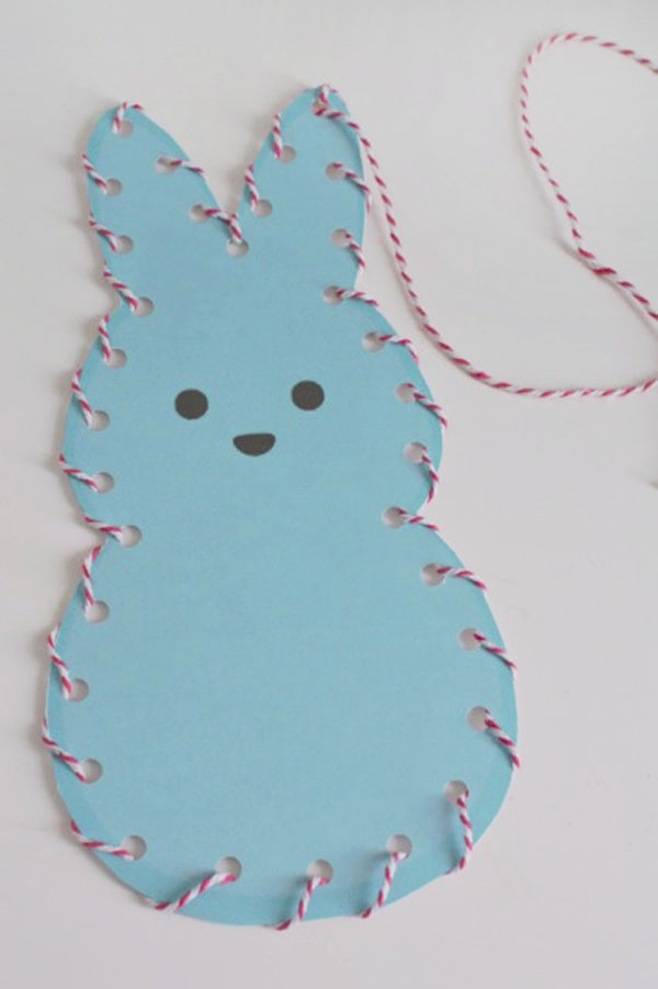 photo about Printable Easter Craft identified as 27 Easter Crafts for Little ones