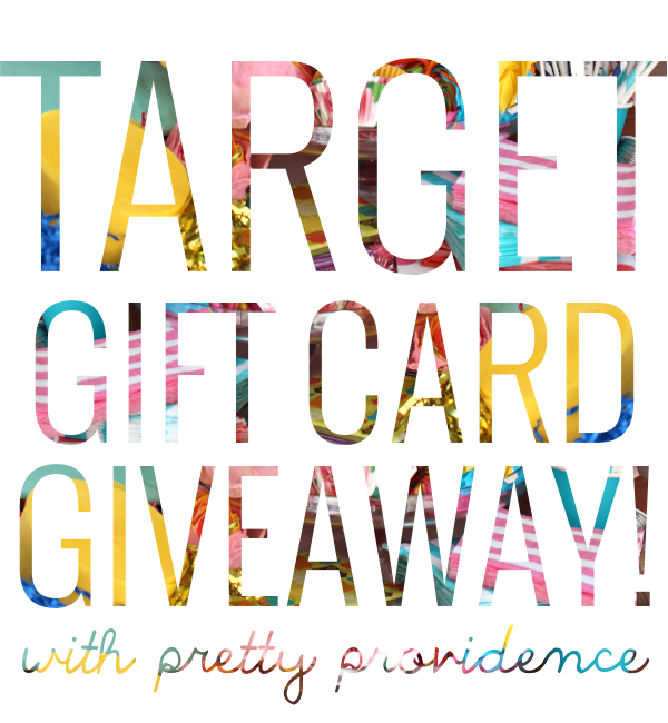 450 Target Gift Card Giveaway From One Creative Mommy And Friends Happy Birthday Pretty Providence Best Kids Party Ideas A
