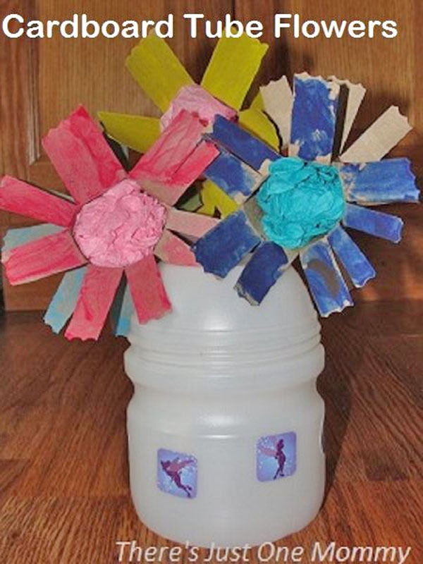 {Featured on OneCreativeMommy.com} 19 Best Paper Flower Tutorials