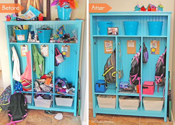Decluttering tips for kids - Declutter before and after ...