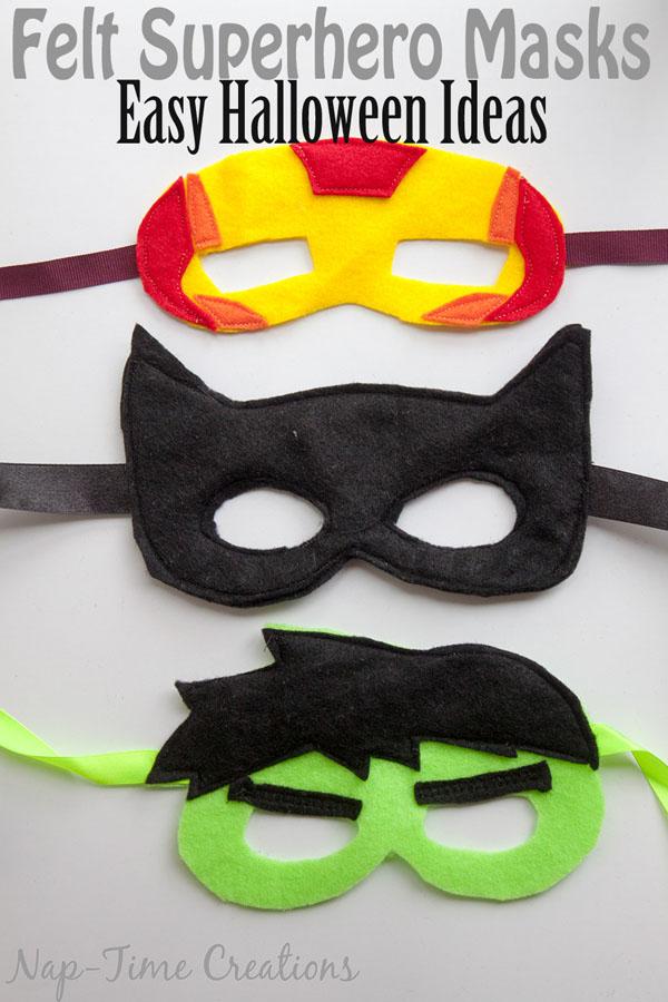 Как сделать маску своими руками мальчикам 42